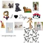 12 Days of Christmas Trees: Dog Tree