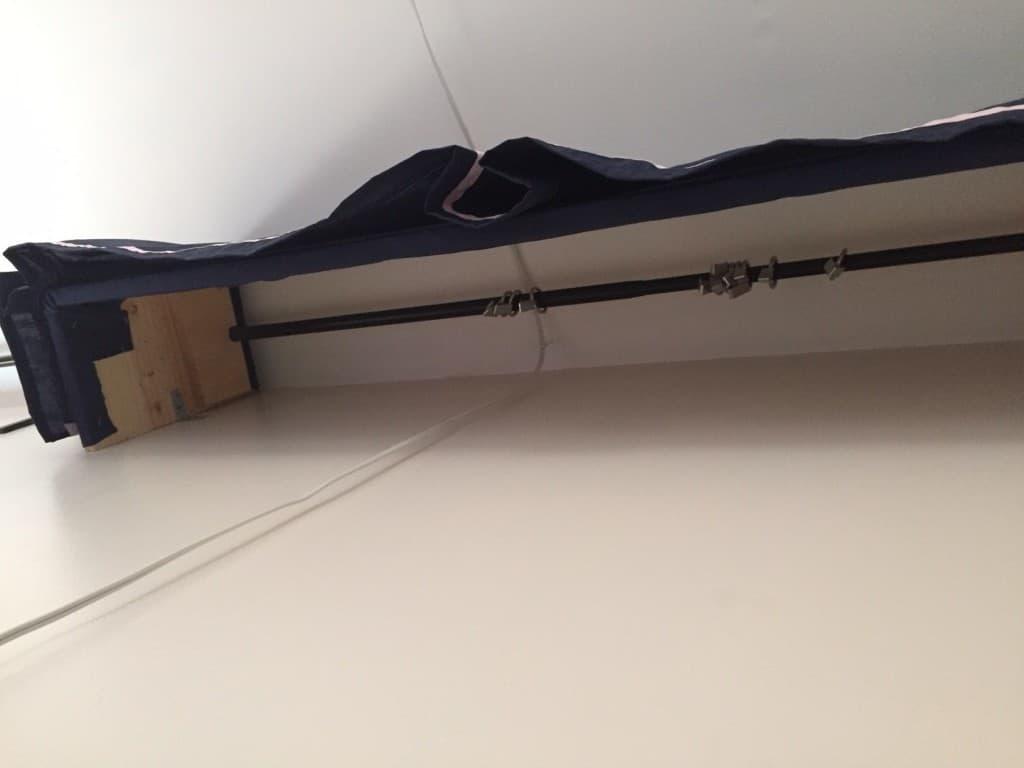 half canopy