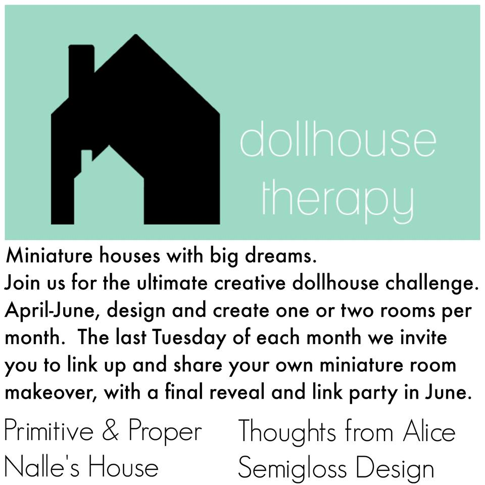 dollhouse therapy