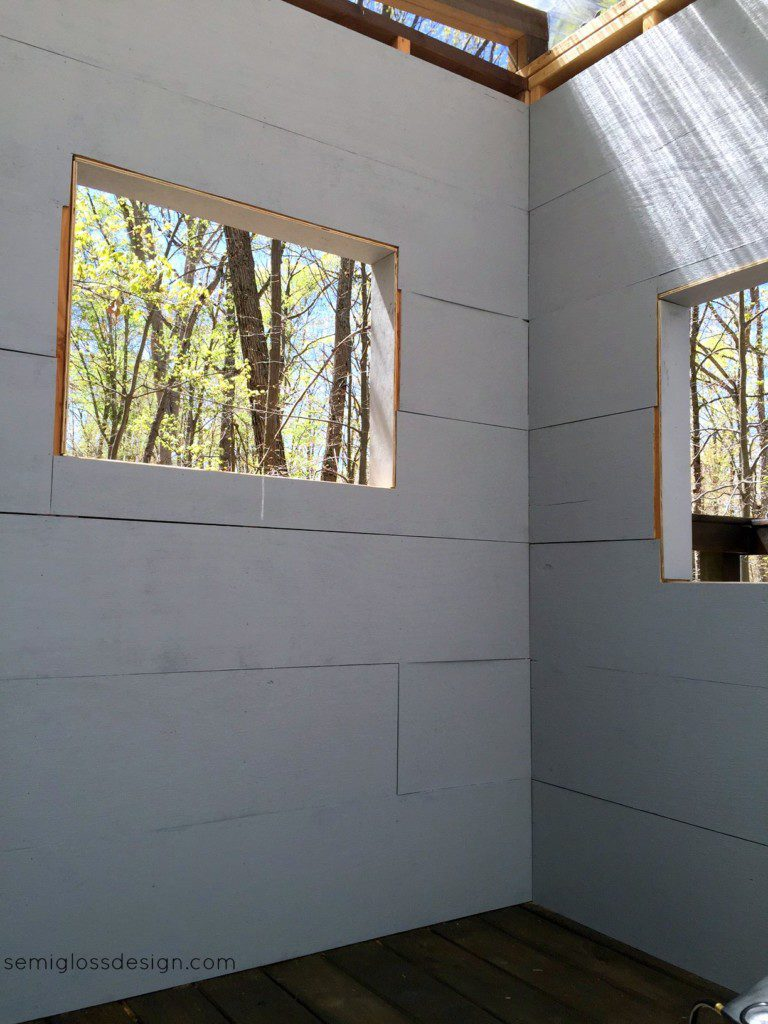 treehouse walls