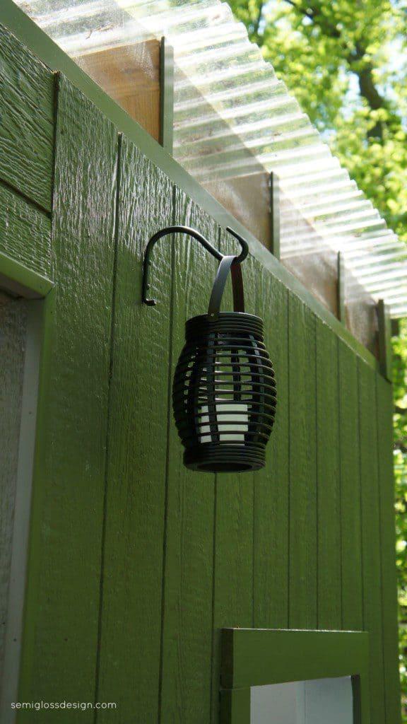 Treehouse lighting