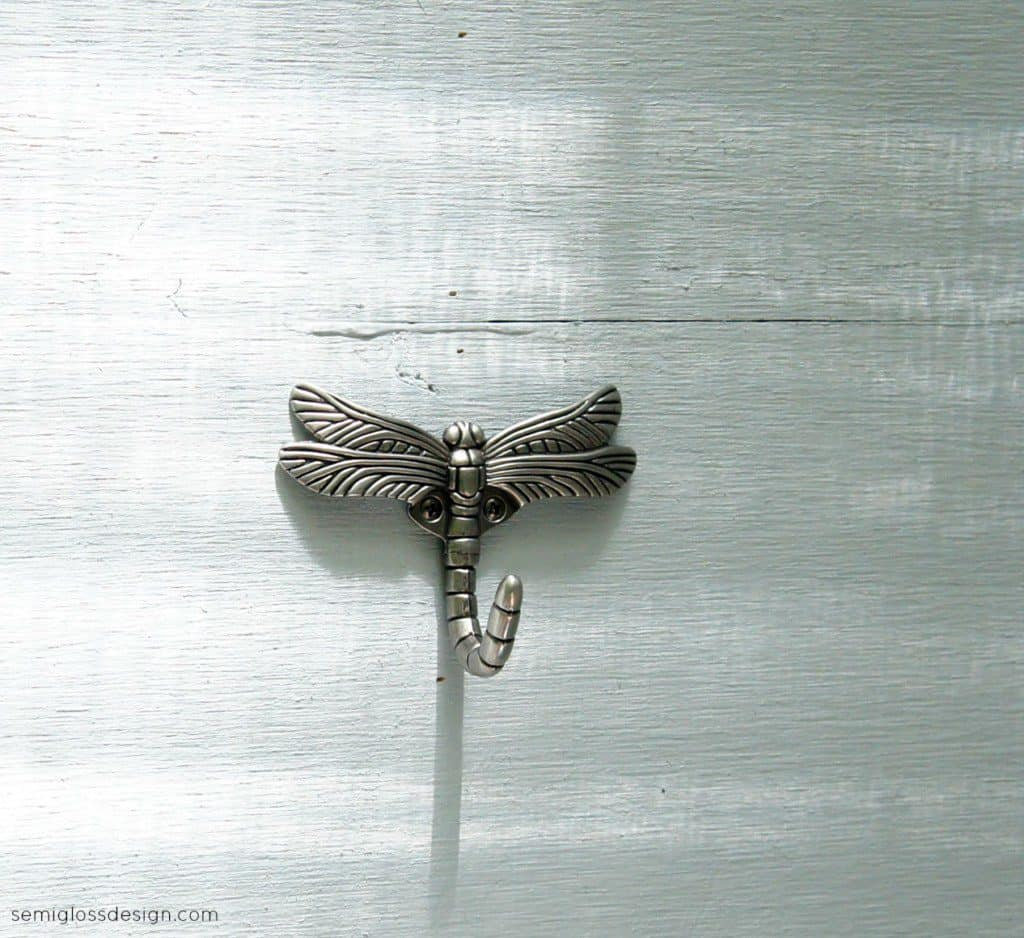 Dragonfly coathanger