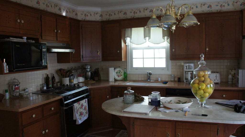 What S The Easiest Way To Finish Kitchen Cabinets