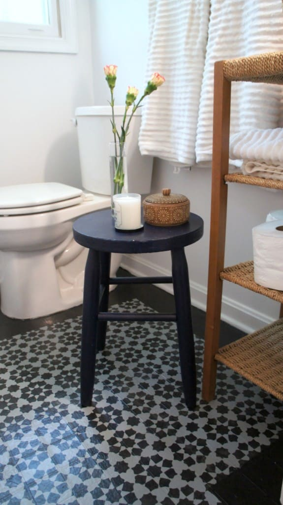 How to Paint Vinyl Floors: The Budget Friendly Way to ...