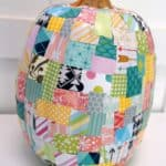 How to Make a Patchwork Pumpkin