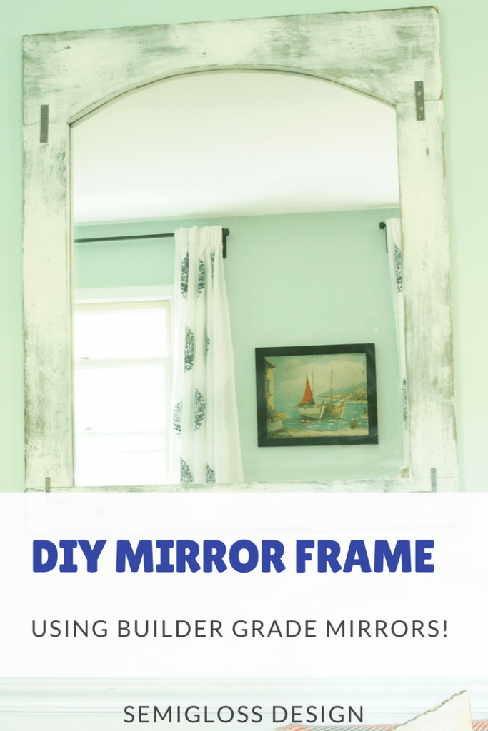 Build a frame for a mirror