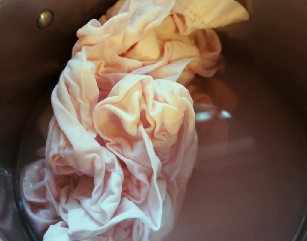 rinse napkins
