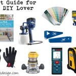 Gift Guide for the DIY Lover