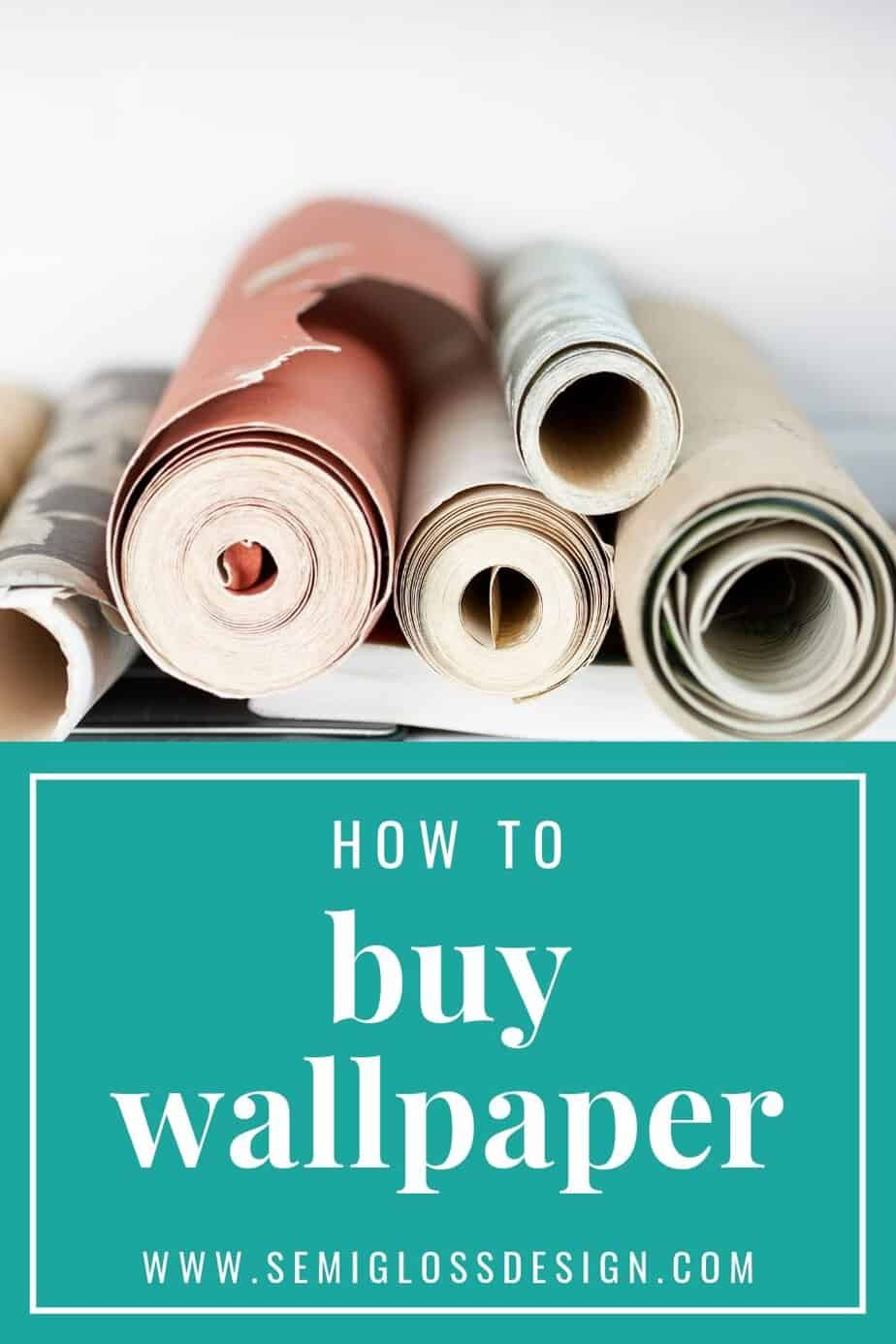 how to buy wallpaper