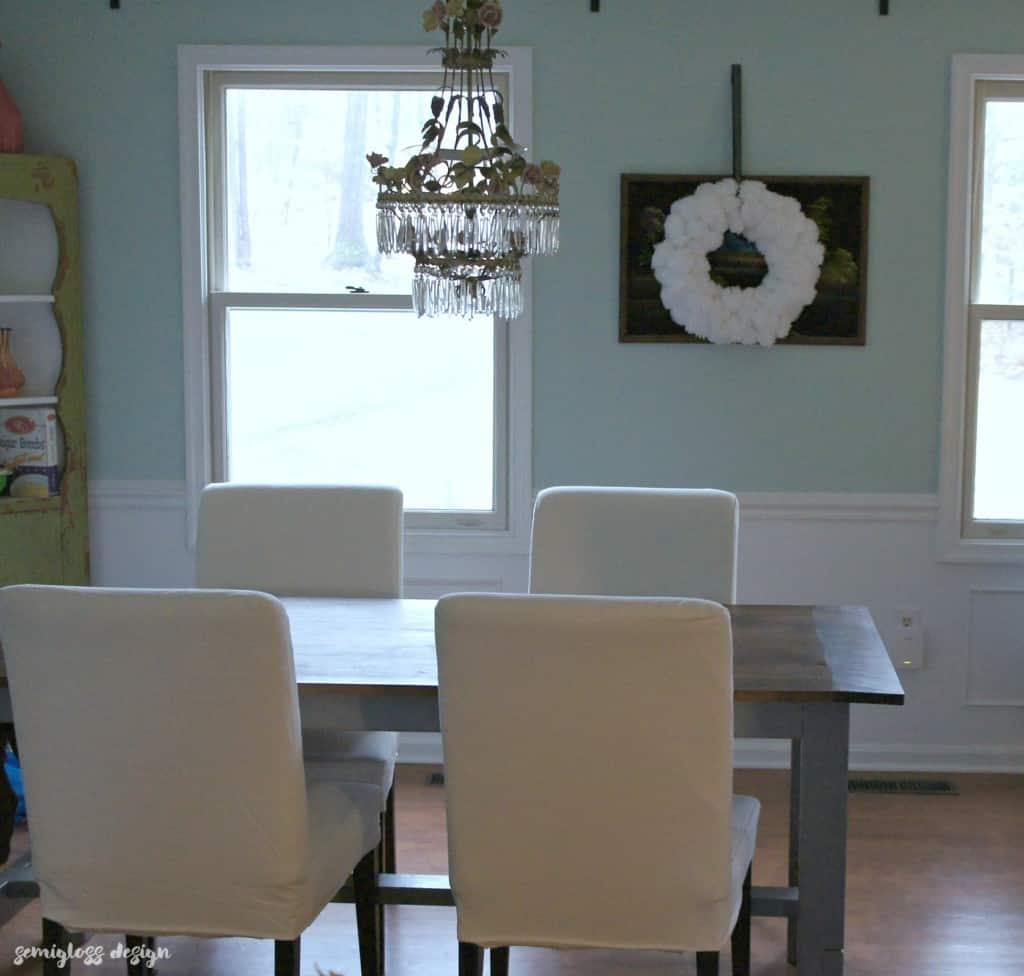 Why I Bought New IKEA Dining Room Chairs - semigloss design