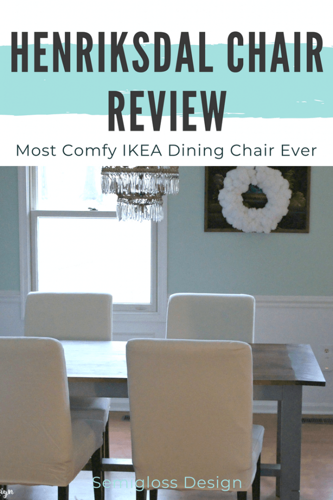 ikea henriksdal dining chair review