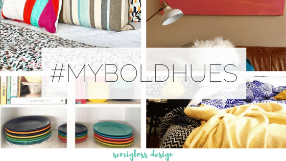 My #myboldhues Favorites for January