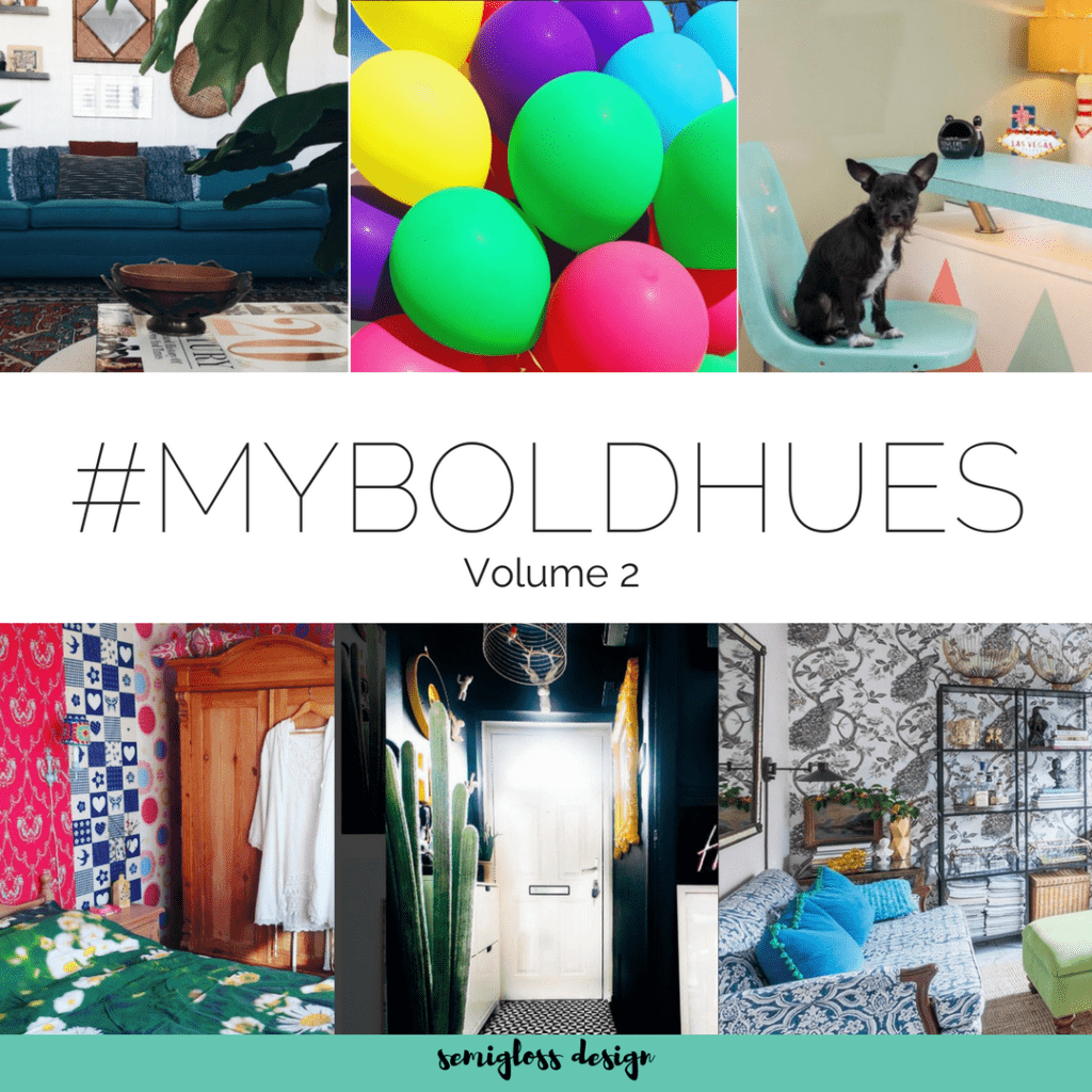 Happy Color Therapy: #myboldhues Volume 2