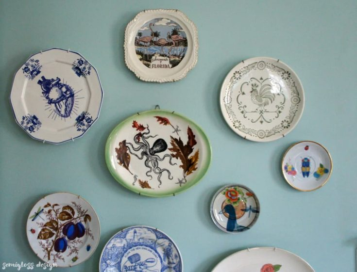 Make Your Own Decorative Plates