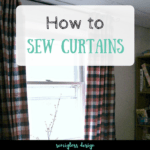 How to Sew Curtains: An Easy Step by Step Tutorial