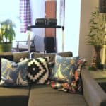 6 Easy Ways to Update a Room: Basement Update Reveal