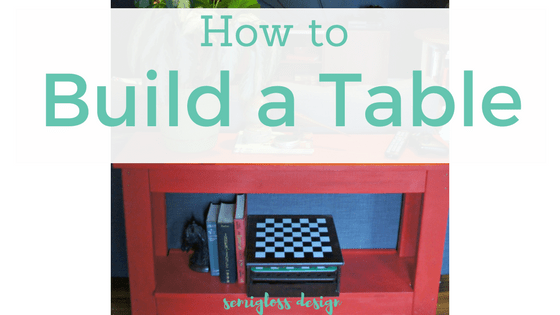 build simple table