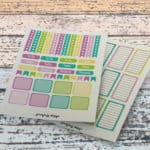 Make Your Planner Beautiful with Free Printable Planner Stickers