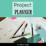 My Project Planning Process: Simplify the Process
