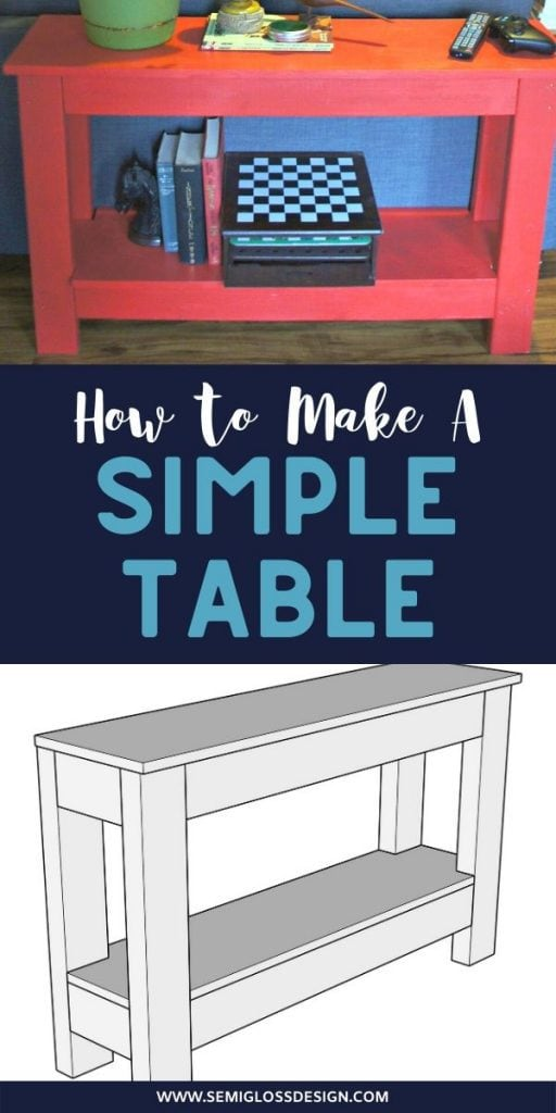 Build a table collage