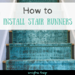 How to Install Stair Runners in Just a Few Hours!