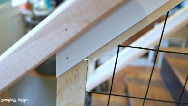 hide gaps with trim