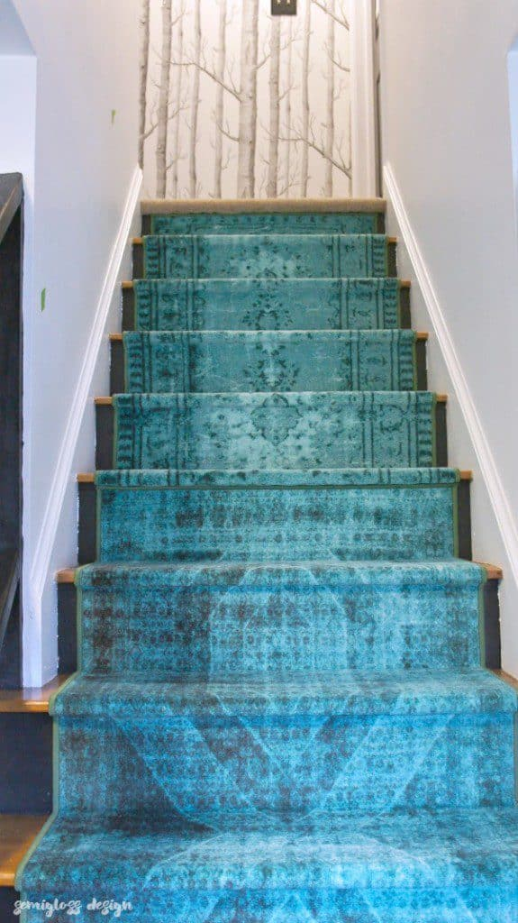 How To Install Stair Runners In Just A Few Hours