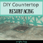 Unofficial Guide to DIY Countertop Resurfacing and Countertop Building