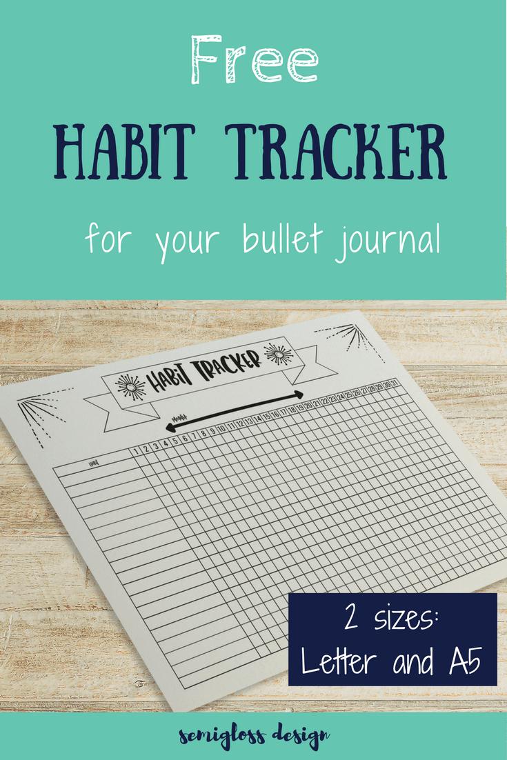 Amazing Free Habit Tracker To Motivate Anyone