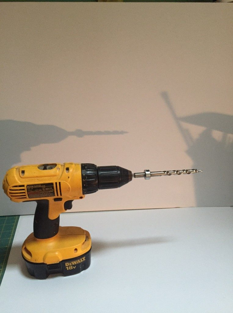 drill with jig bit