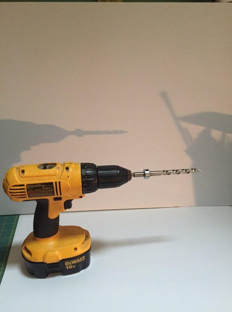 drill with kreg jig bit