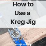 How to Use a Kreg Jig to Make Pocket Holes