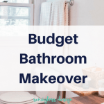 16 Ways to Update Your Bathroom on a Budget