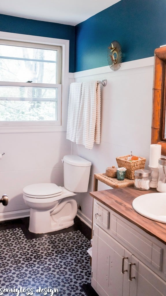 16 Diy Bathroom Renovation Ideas That Won T Break The Bank