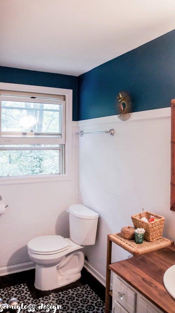 ... Bathroom On A Budget | Update Bathroom | Cheap Bathroom | DIY Bathroom  | Farmhouse Bathroom