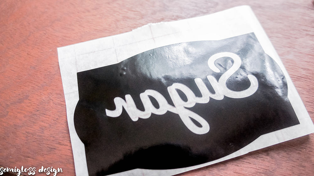 how to make your own clothing labels with silhouette