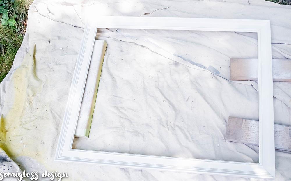 diy dry erase calendar | diy calendar | wall calendar | handmade calendar | office decor | whiteboard calendar | calendar art | office calendar