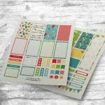 Celebrate with Party Themed Planner Stickers