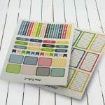 September Printable Planner Stickers