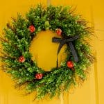 How to Make a DIY Wreath with a Woodland Theme