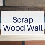 Making a Scrap Wood Wall for the Garage