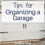 How to Organize Tools in a Workshop or Garage