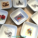 Easy DIY Gift Idea: Trinket Dishes