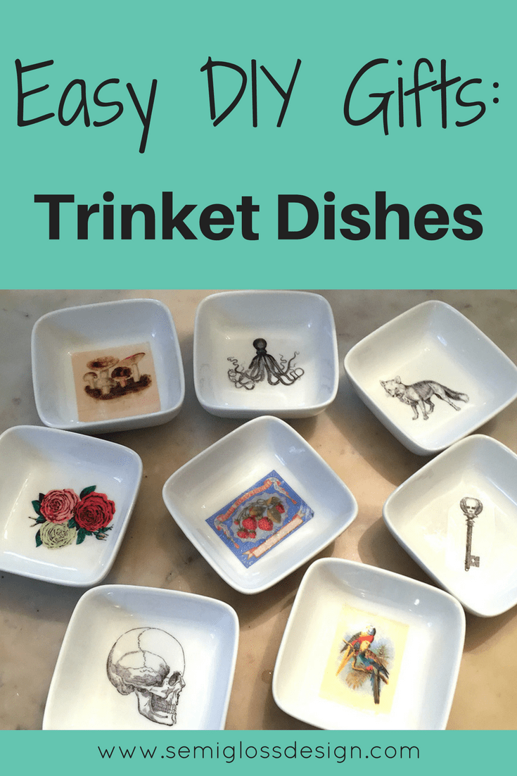 trinket dishes | DIY trinket dishes | easy gift idea | vintage trinket dishes | gifts for her | DIY gifts | easy decor #DIYgifts #trinketdishes #christmasgifts #christmasgiftsDIY