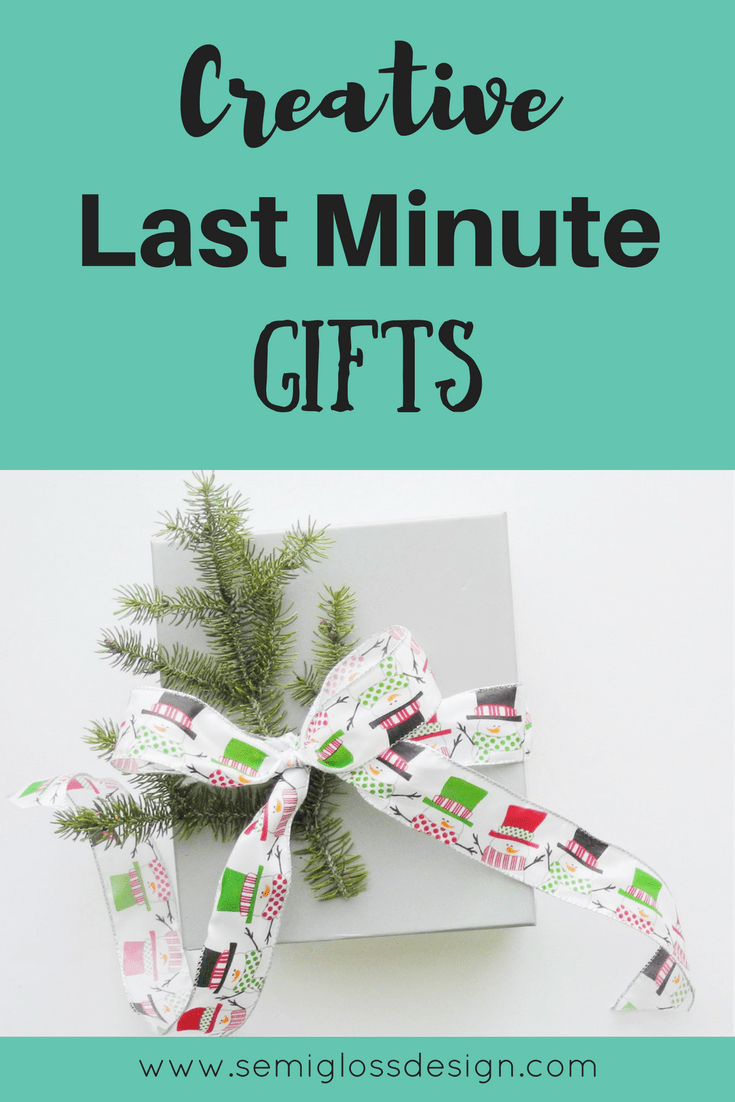 Creative last minute gifts for hard to shop for people for Last minute design hotel
