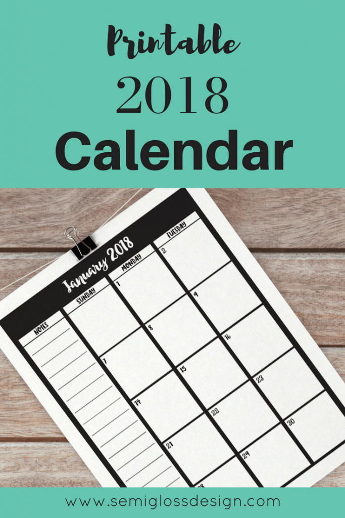 Calendar Head Design : Happy holidays and a printable calendar semigloss