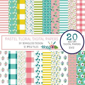 download your free digital paper pack to use in projects