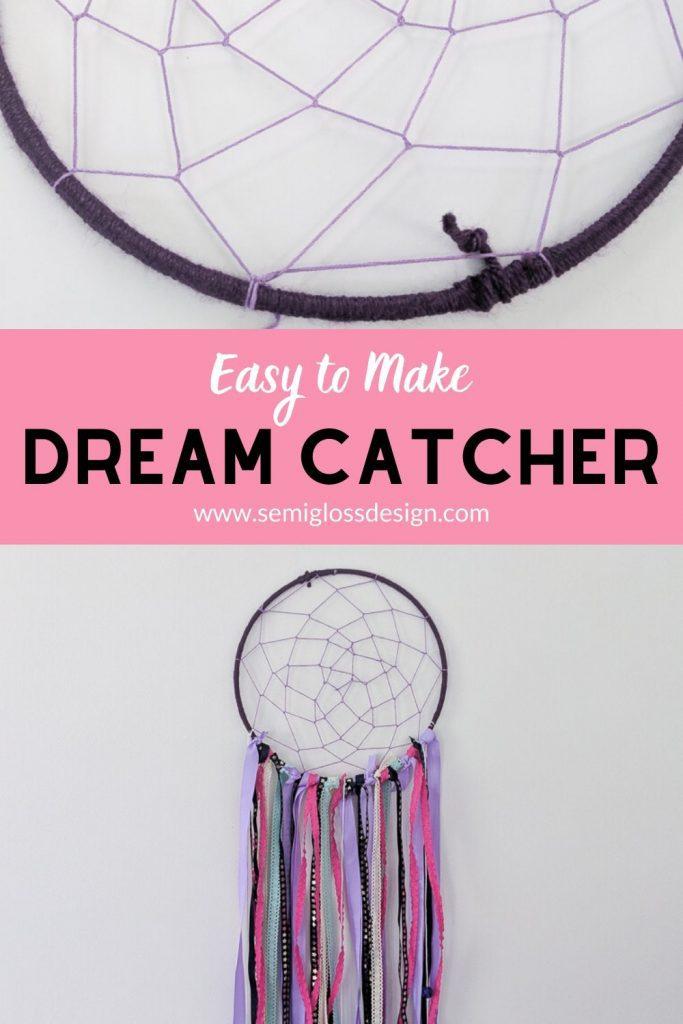 dream catcher collage