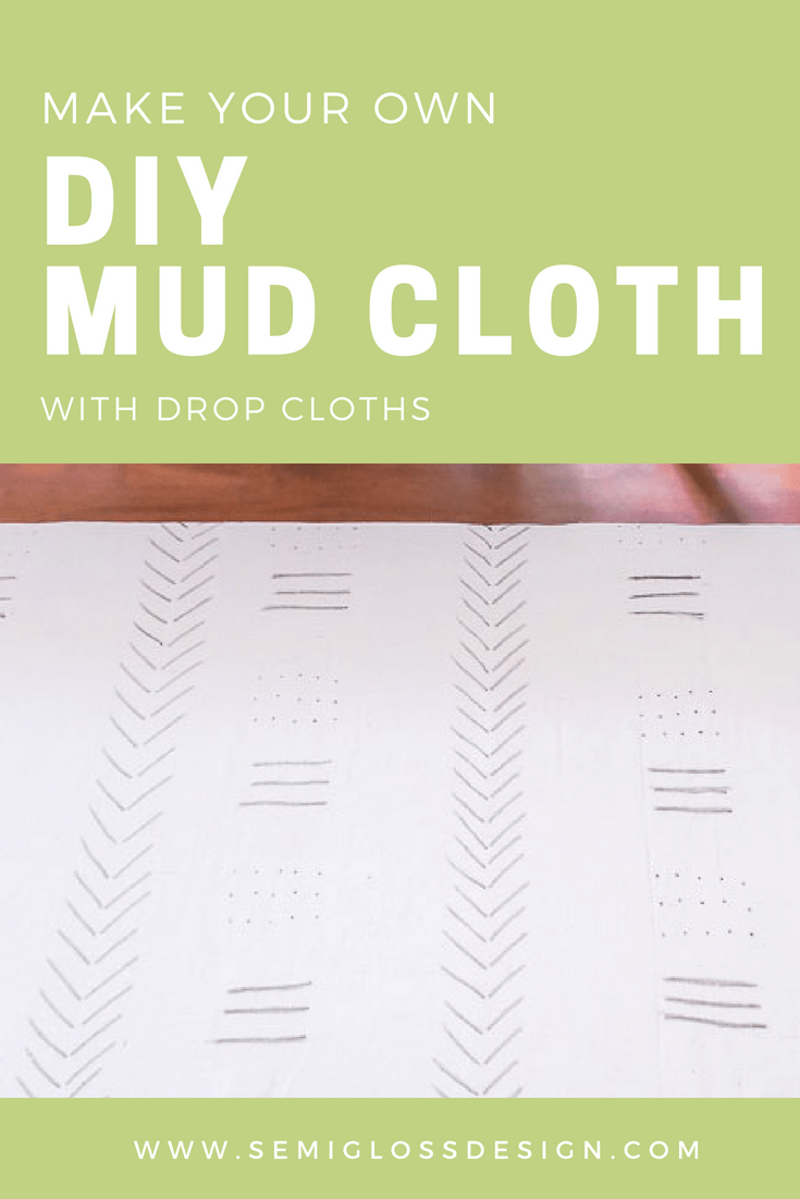 mud cloth collage for pinterest