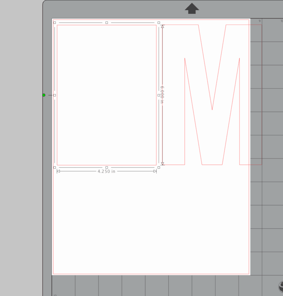resizing letters